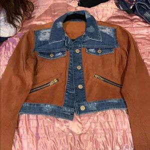 ONE OF A KIND Guess Denim jacket